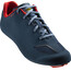 Mavic Aksium III Shoes Men Majolica Blue/Fiery Red/Bluestone